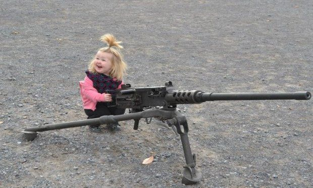 machine gun orlando