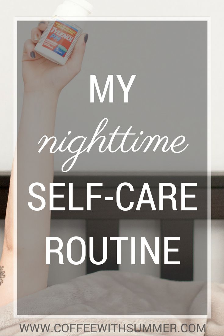 #ad My Nighttime Self-Care Routine | Coffee With Summer #ForBetterTomorrows #BetterTomorrows #FallBack #CollectiveBias