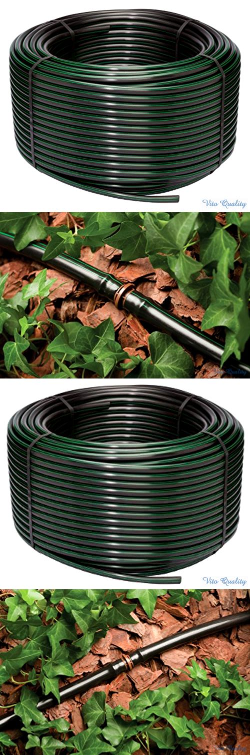 Lawn Sprinklers 20542: Rain Bird Drip Irrigation Pipe 500Ft 1 2In Blank Distribution Tubing Garden Hose -> BUY IT NOW ONLY: $60.93 on eBay!