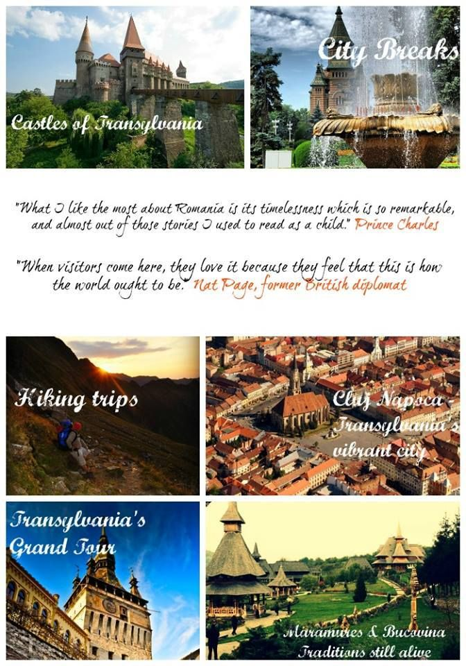 Castles, Medieval cities and traditional living. All in one exciting adventure