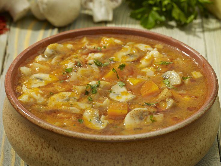Receptek a kategóriában Magyaros gombaleves. Válaszd ki a legjobb receptet a receptmuhely.hu adatbázisából és élved a finom ételek ízét.