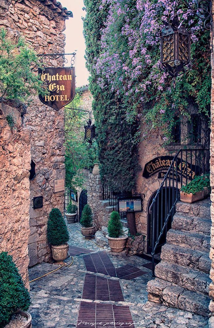 Èze village ~ Alpes-Maritimes, France