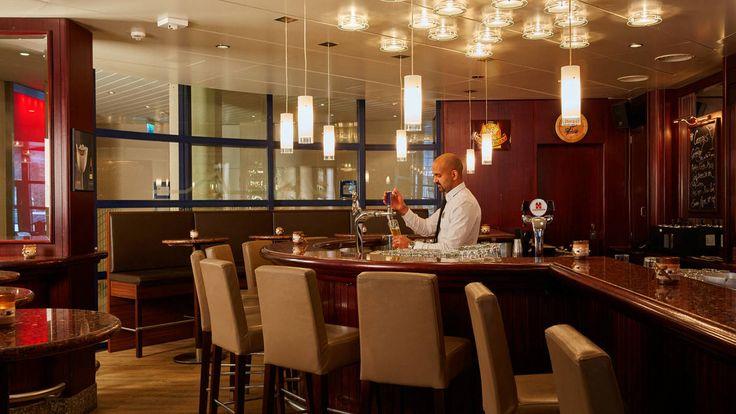 Bar Lounge - Ramada Hotel Engelberg in der Schweiz