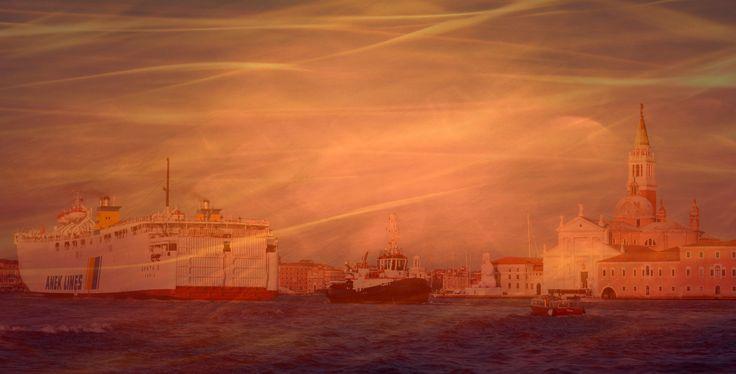 Venezia Atmosfera romantica