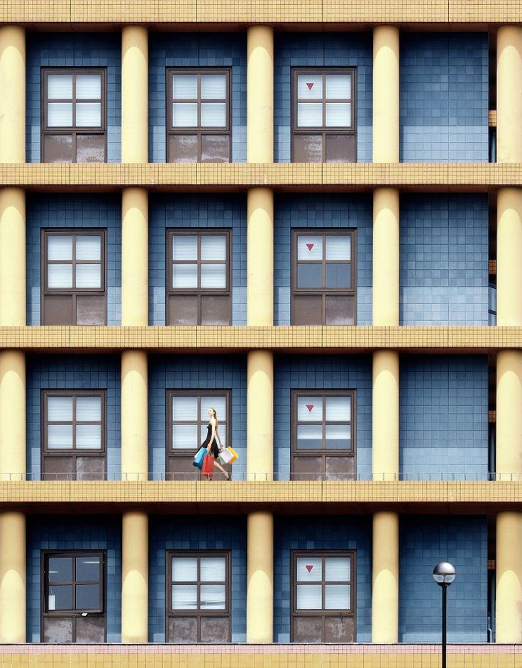 Akira Takaue : Life in Matrix