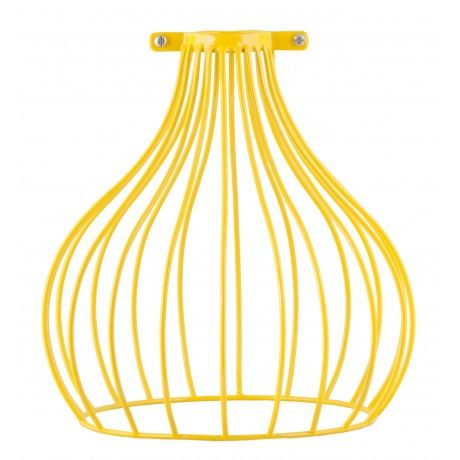 Funky light fitting from Temple & Webster. $39.95. A selection of retro colours available.