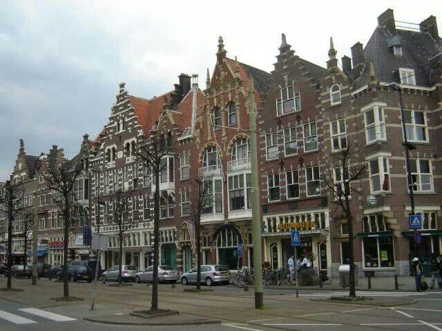 Rotterdam/Delfshaven (the Netherlands)