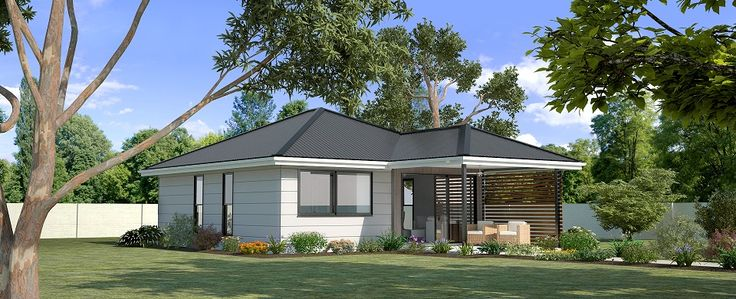 Seabreeze | Lifestyle Granny FlatsLifestyle Granny Flats. A modern design with all the mod-cons. Why have a #grannyflat when you can have a backyard bungalow!