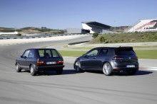 Golf GTI Pirelli versus Golf GTI Clubsport