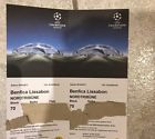 #lastminute  2x Dortmund  Benfica Lissabon Kat. 3 Block 70 Champions League #italia
