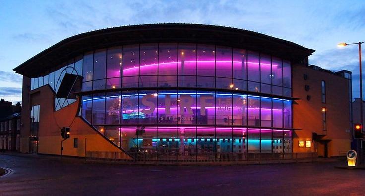 ARC Theatre & Arts Centre, Stockton on Tees. #Teesside #NorthEast via Wikipedia.org