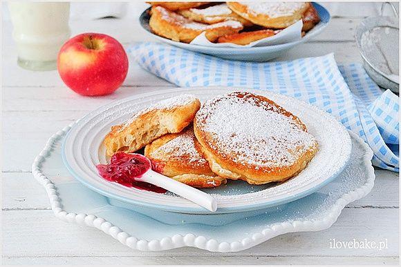 Placuszki z jabłkami, najlepsze