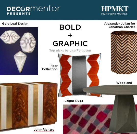 @HighPointMarket  preview picks by Lisa Ferguson for #HPmkt