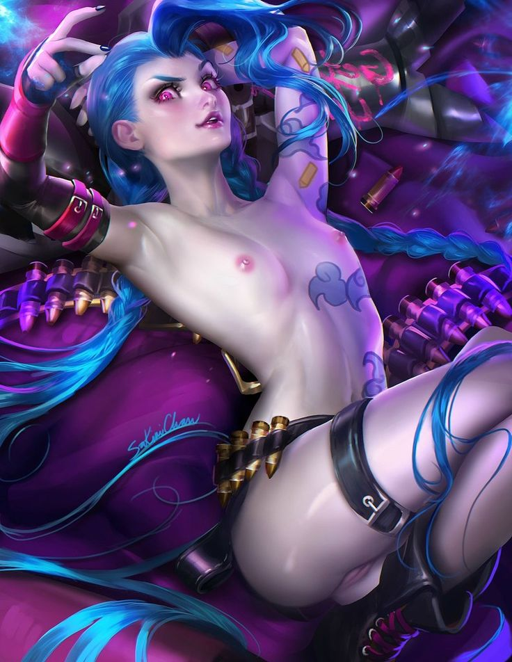 league of legends jinx porn
