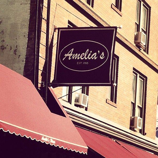 Amelia Restaurant Newark Nj