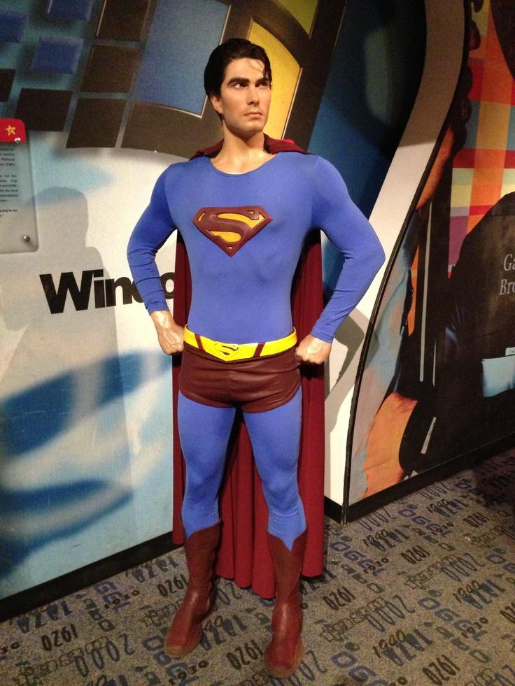 Superman: Man of Steel | Madame Tussauds Wax Museum Times ...