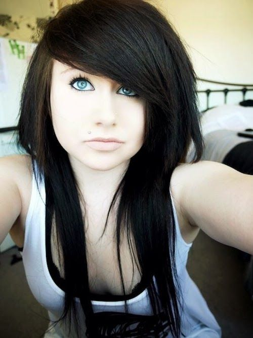 67 Emo Hairstyles For Girls I Bet You Havent Seen Them
