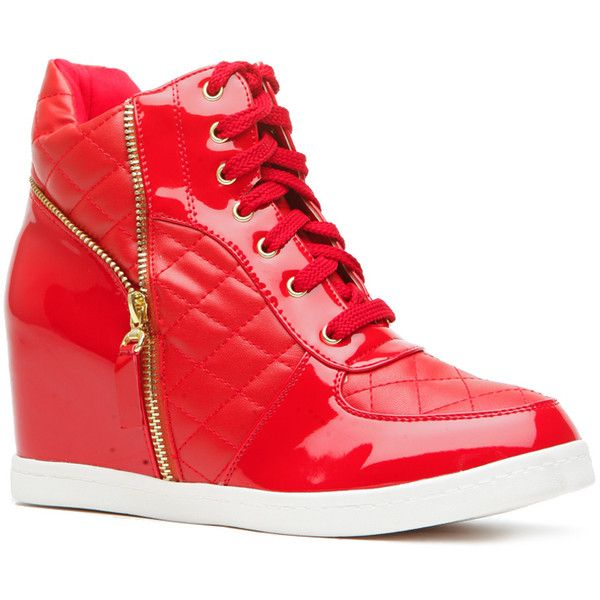 1000  ideas about Red Wedge Shoes on Pinterest | Red wedges ...