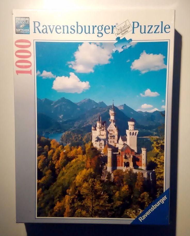 Puzzle 1000 piezas Castillo de Neuschwanstein https://www.ebay.es/itm/152768209288 #puzzle #Neuschwanstein #Castillo #Castle #Castelo #germany #puzle #Bayern #ravensburger #ebay #Baviera #Deutschland