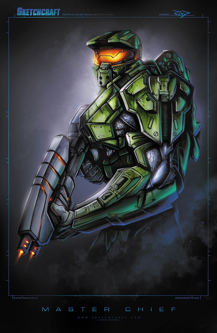 Best 25 master chief ideas on pinterest halo master - Master chief in halo reach ...