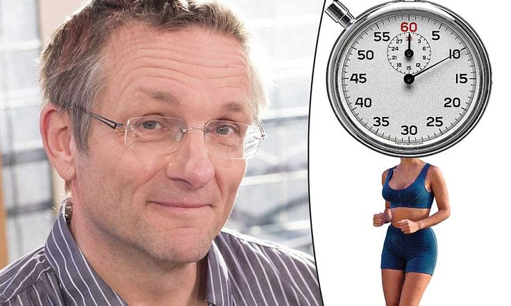 Can exercising for just 60 seconds a week transform your health? The BBC's Dr Michael Mosley says 'fast exercise' is even more powerful than...