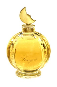 Songes Parfum by Annick Goutal in Limited Edition Baccarat Crystal Bottle