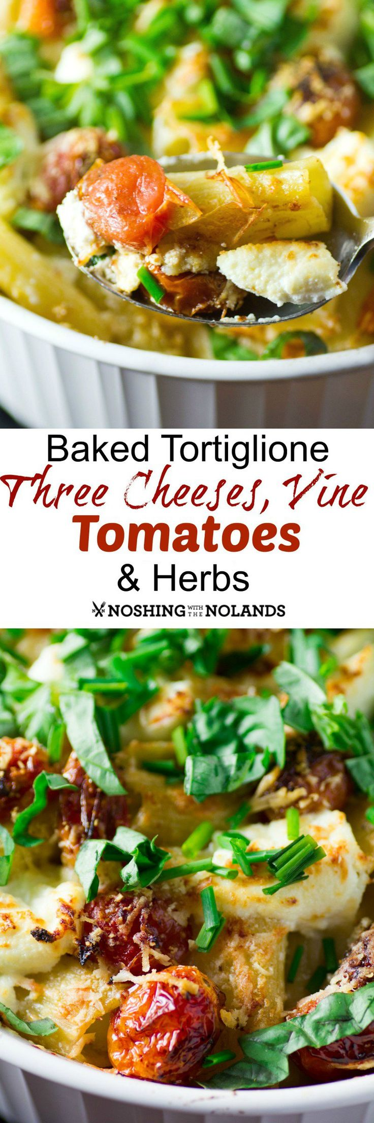 ... Herbs by Noshing With The Nolands, perfect spring/summer pasta with