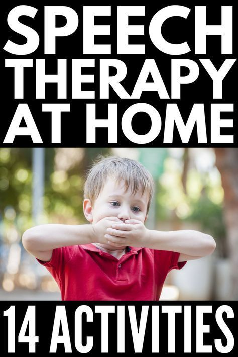 Speech Therapy Activities | Whether your child struggles with the articulation of certain letters and sounds, needs help with fluency, has difficulty with voice regulation, finds it challenging to understand and express himself throughout language, or has nonverbal autism, these speech therapy activities for toddlers, preschool, kindergarten, and elementary school offer a fun way to help kids at home and in the classroom! #speechtherapy #speechtherapyactivities #SLP #autism #ASD #parenting