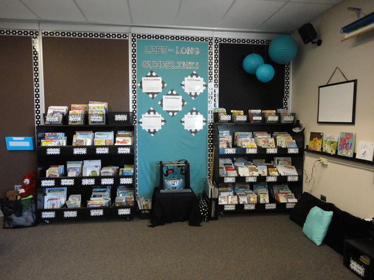 Classroom Library Decor ~ Best images about classroom setup on pinterest