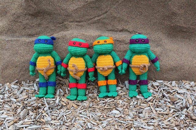 (1) Crochet Free patterns