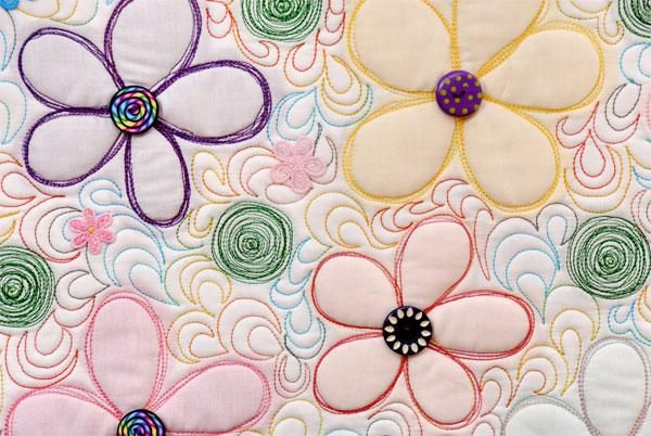 Quilting - if only I was this good!! :-)