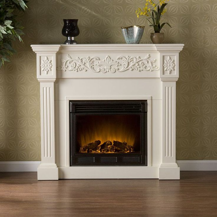 Electric Fireplace vintage electric fireplace : 28 best electric fireplace images on Pinterest
