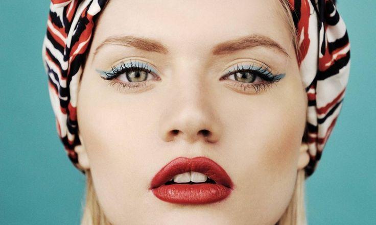 Как красиво завязать платок на голову #look #fashionattack #тренд #стиль