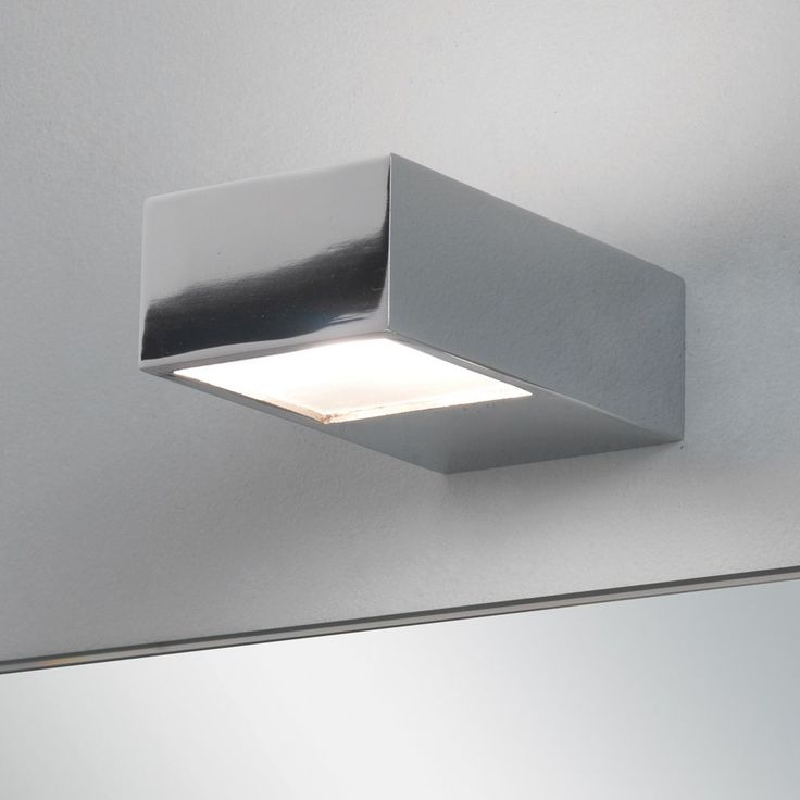 bathroom lighting mirror. the kappa is anip44 rated bathroom wall and mirror light with a polished chrome finish lighting