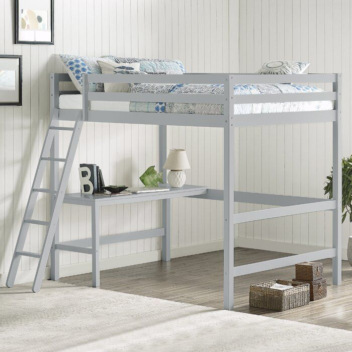 Body Caspian Full Platform Bed Low Loft Beds Loft Bed Twin Loft Bed