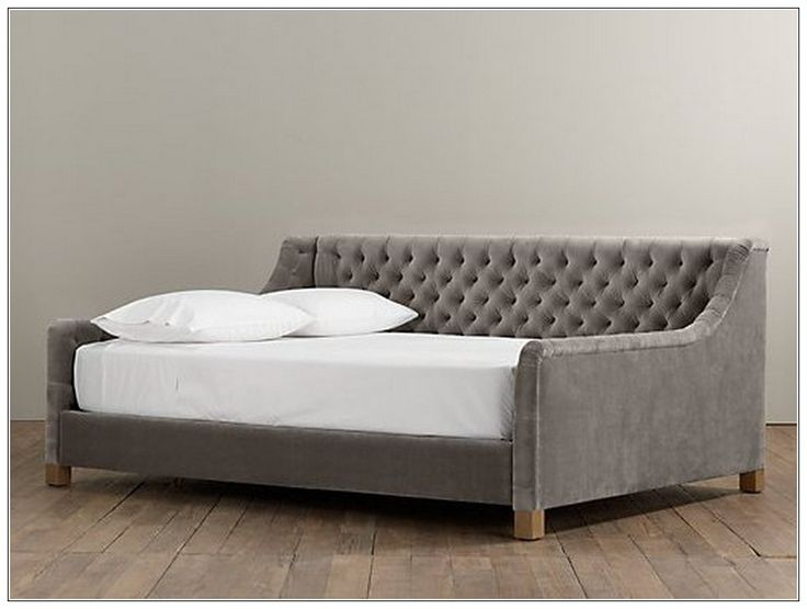 25 best ideas about queen size daybed frame on pinterest for Best twin mattress for daybed