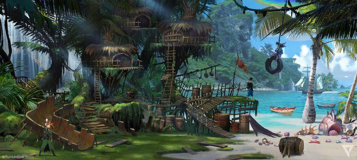 Artur Sadlos — Peter Pan