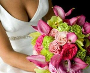 Another colorful bouquet...