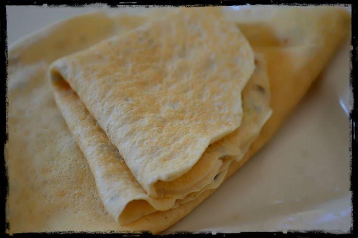 "Tasty Health: Hemgjort low carb wrap-""bröd"" & lövbiffwrap"