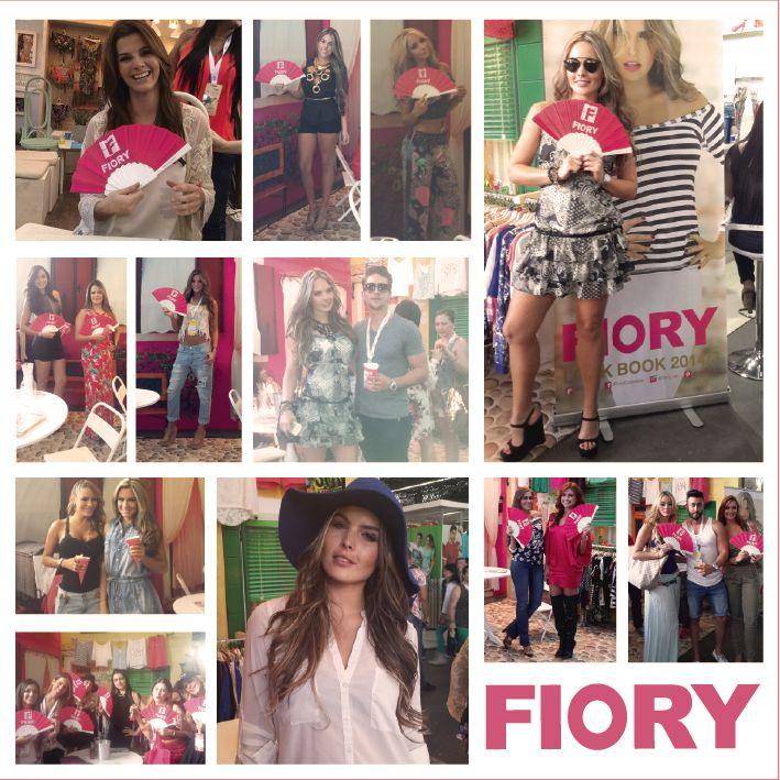 Un recuento de las modelos y famosos que pasaron por nuestro stand en Colombiamoda 2014!!! @melissagiraldo1 @carolinacruzosorio @luisfdogato @sandriherrera @myfunkydivastv @sara_uribe @mariapatriciamr y muchos más!!!!
