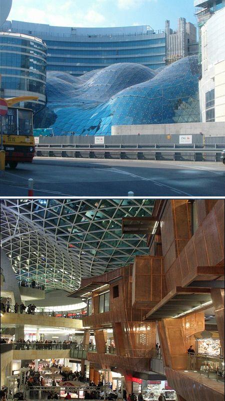 Los 12 centros comerciales más asombrosos del mundo | Rincón Abstracto