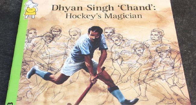 """India's Hockey Magician - Dhyan Singh 'Chand' The local newspaper put it like this during 1928 Olympics: """"This is not a game of hockey, but magic. Dhyan Chand is in fact the magician of hockey."""" http://www.indianmomsconnect.com/2016/10/13/man-proved-adolf-hitler-wrong-dhyan-singh-chand-hockeys-magician/"""