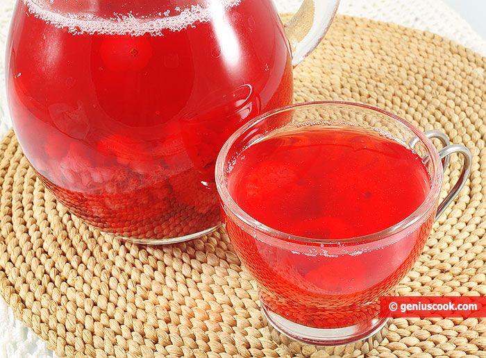 Raspberry Lemonade | Beverage & Cocktails | Genius cook - Healthy Nutrition, Tasty Food, Simple Recipes
