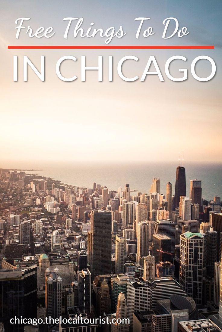 There is an amazing number of free things to do in Chicago. You'll be surprised at how many free attractions, galleries and museums there are, as well as lots of free events.
