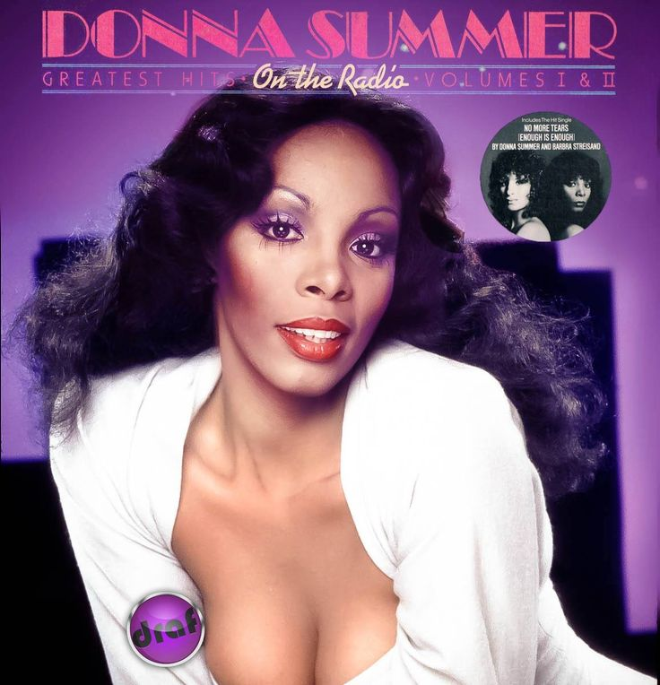 Donna Summer The Best Of Live And More