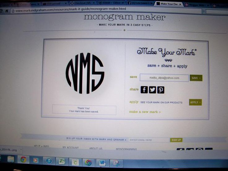 With Glittering Eyes: Explore: SNIPPING .PNG FILES AND A MONOGRAM SITE