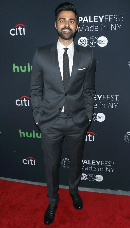 """Hasan Minhaj at """"The Daily Show with Trevor Noah"""" event during PaleyFest New York 2016"""