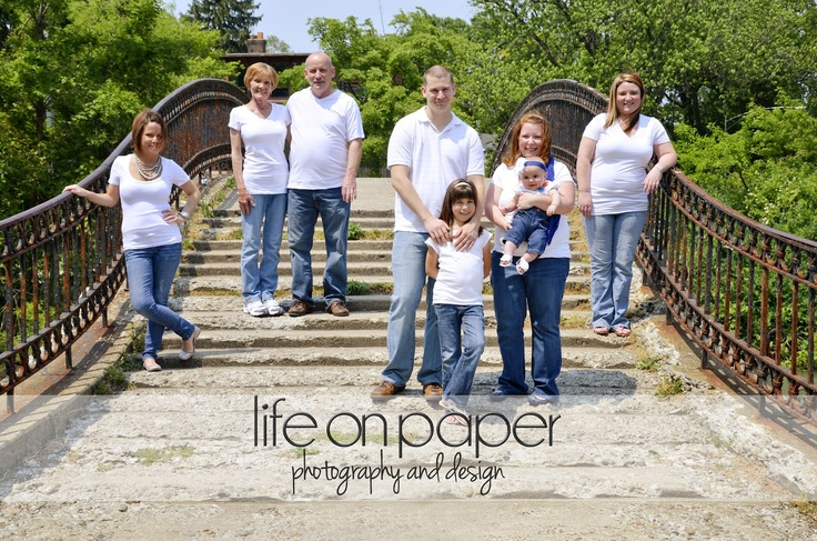 Multi-Family | Life on Paper Photography