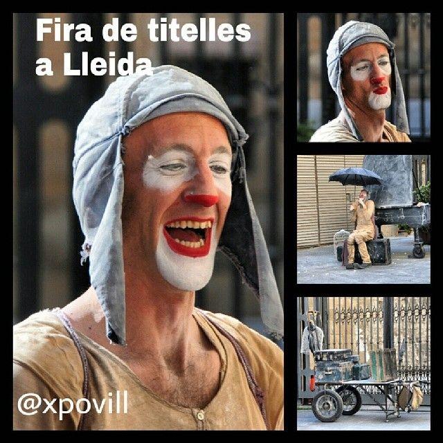 Lleida Puppet Theatre Festival 2014 - Photo by @xpovill