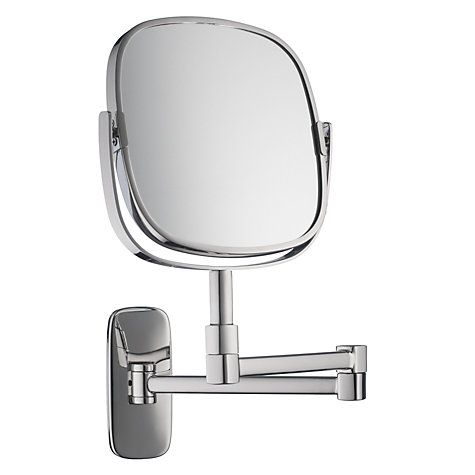 Awesome Websites Buy Robert Welch Bathroom Burford Extendable Magnifying Wall Mirror Online at johnlewis